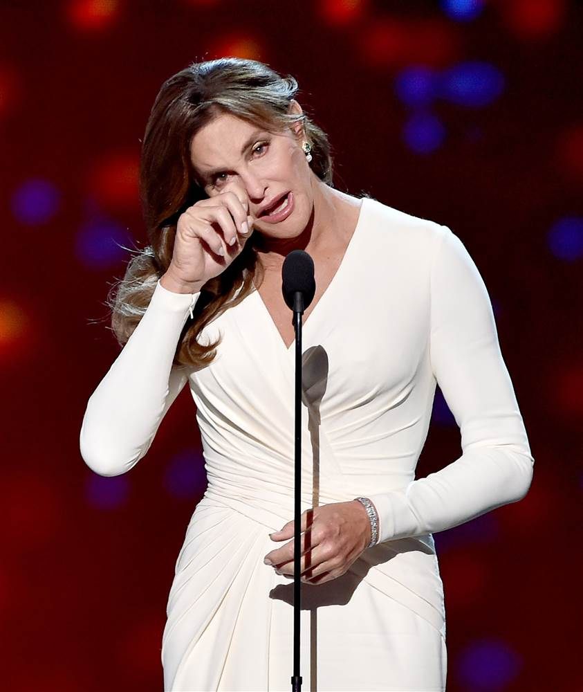 Caitlyn Jenner Receives Arthur Ashe Award for Courage at the 2015 ESPYS