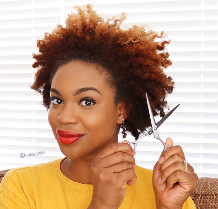 Learning How to Embrace Your Natural Roots ! Tips & Advice from Youtube Sensation & Naturalista @KlassyKinks